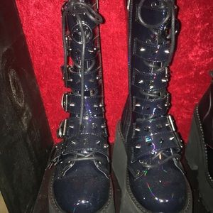 Demonia damned boots